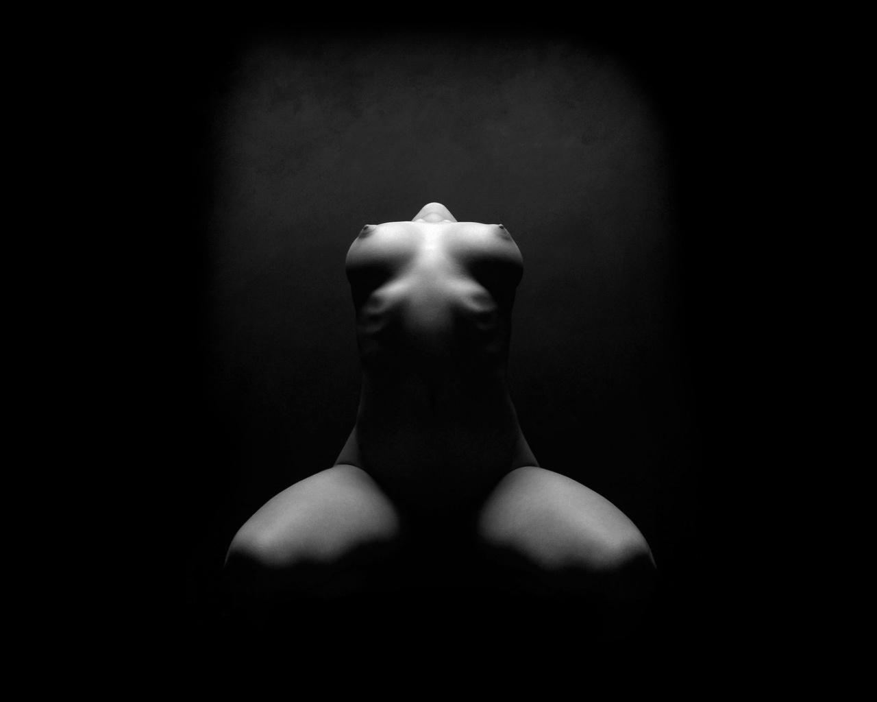 черно белые эротические картинки на рабочий стол