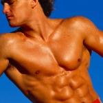 красивое тело мужчины