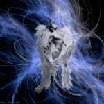 мужчина-ангел